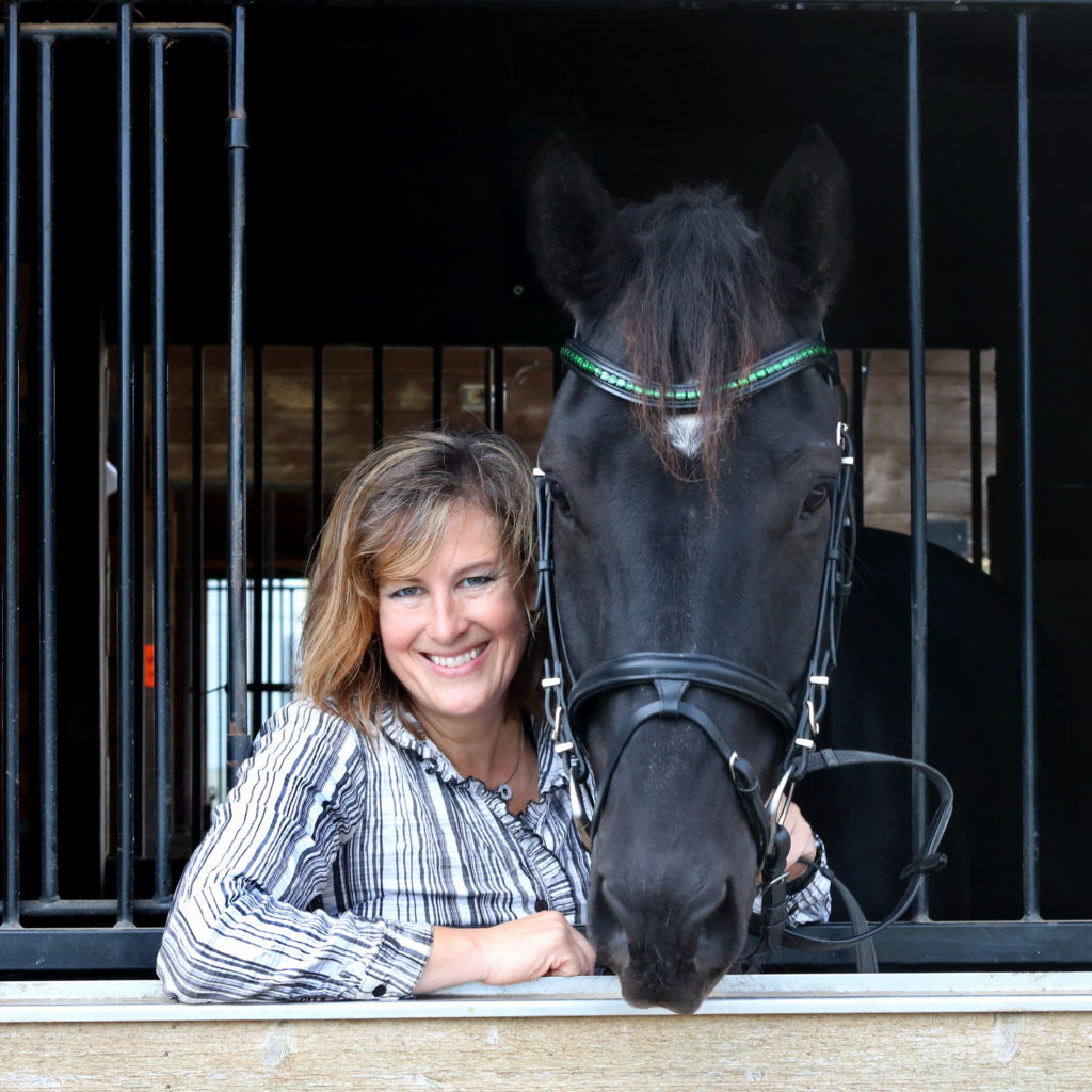 joanne & Dutch stall